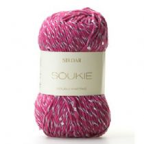 Sirdar Soukie Double Knit 50g - RRP £3.33 OUR PRICE from £1.99